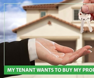 Why sell to a tenant?