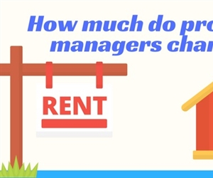 Fees Property Managers charge and why
