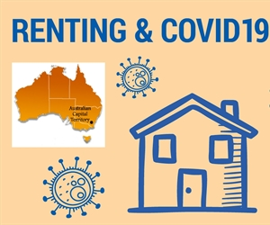 ACT Rental law changes due to COVID-19