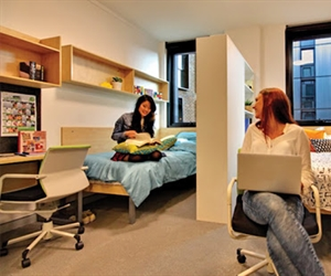 Investing in student accommodation