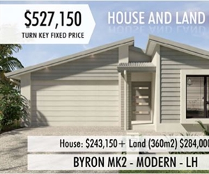 Joyner | House & Land | QLD